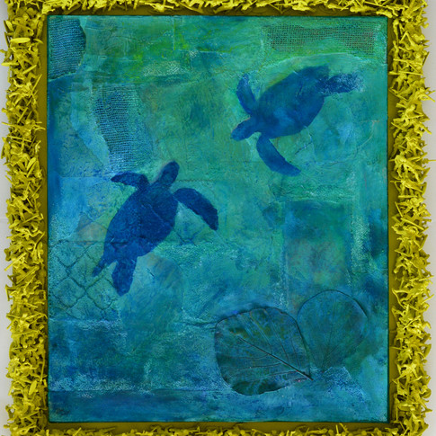 'Plastic War' by Ellen Weijers