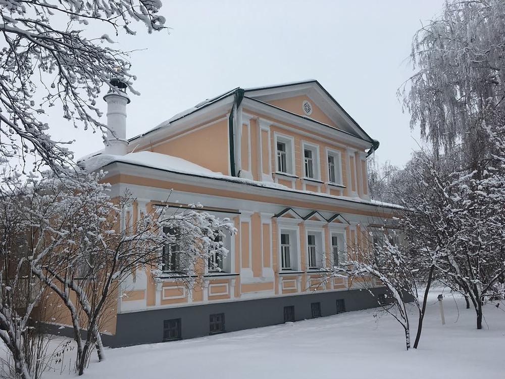 Музей-заповедник С.Есенина в Константиново