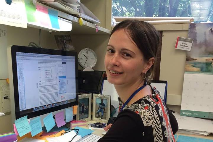 Мария Новикова ведет курс онлайн-семинаров для молодых ученых