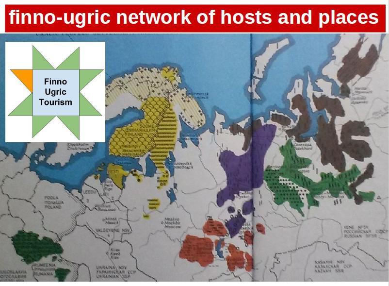 Фрагмент презентации Айвара Руукеля на семинаре по финно-угорскому туризму