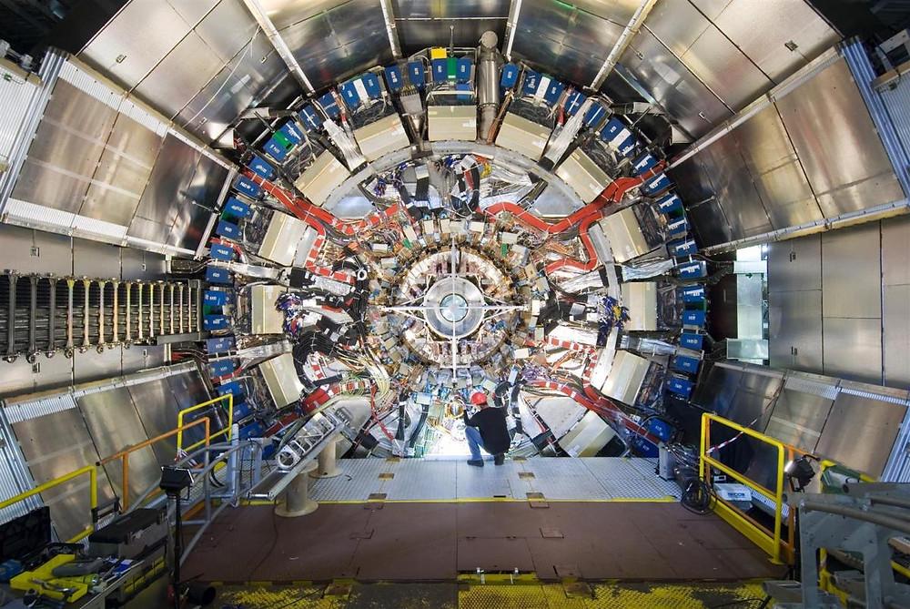 Большой адронный коллайдер. ЦЕРН