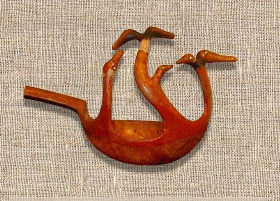 Братина (середина XIX в.) – один из раритетов Национального музея Республики Коми, ставший частью логотипа музея