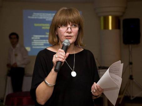 Любовь Стрельникова о фонде «Траектория»