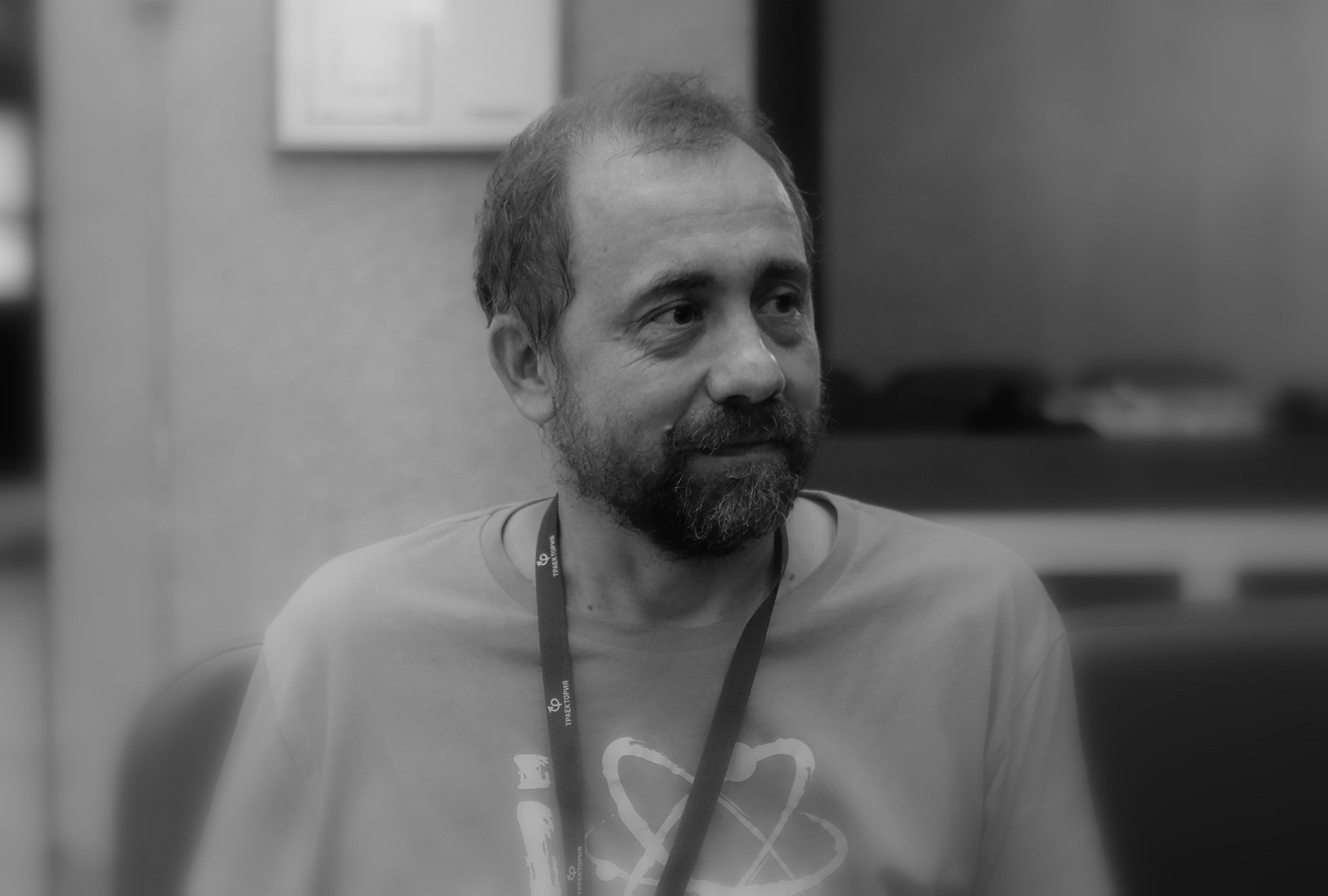 Олег Васильевич Верходанов