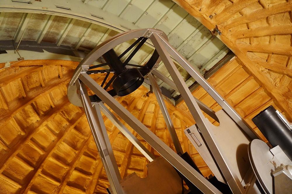 В обсерватории Туорла, Финляндия. Фото Марии Богдановой