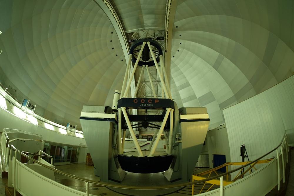 Специальная астрофизическая обсерватория РАН. Нижний Архыз