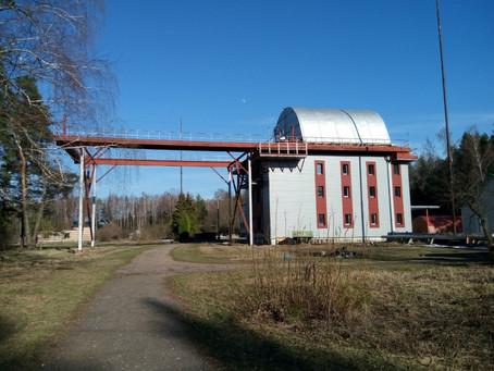 Вторая АФШ-II стартует в апреле в Звенигороде