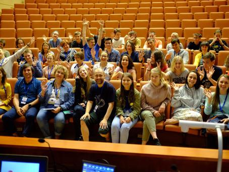 В Турку открылась пятая Астрофизическая школа «Траектория»