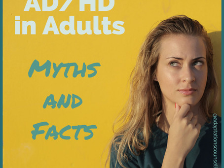 Thriveful Thursday: AD/HD in Adults - Myths and Facts