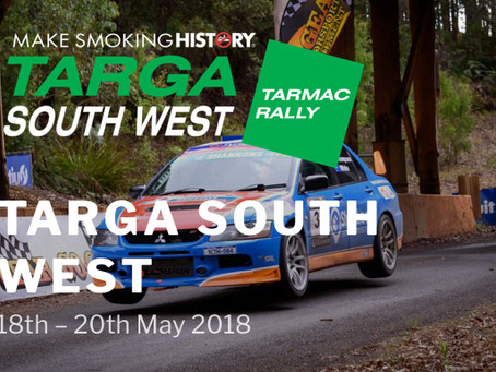 Awesome May - Targa South West / Pemby Trail Runners coming to town