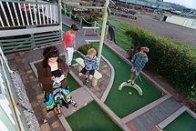 Pemberton Minigolf Course