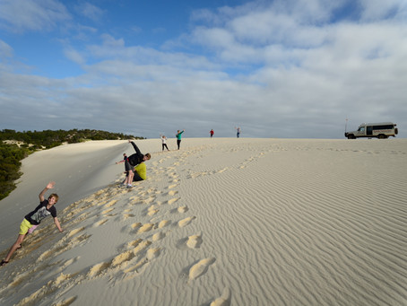 The Yeagarup Dune System