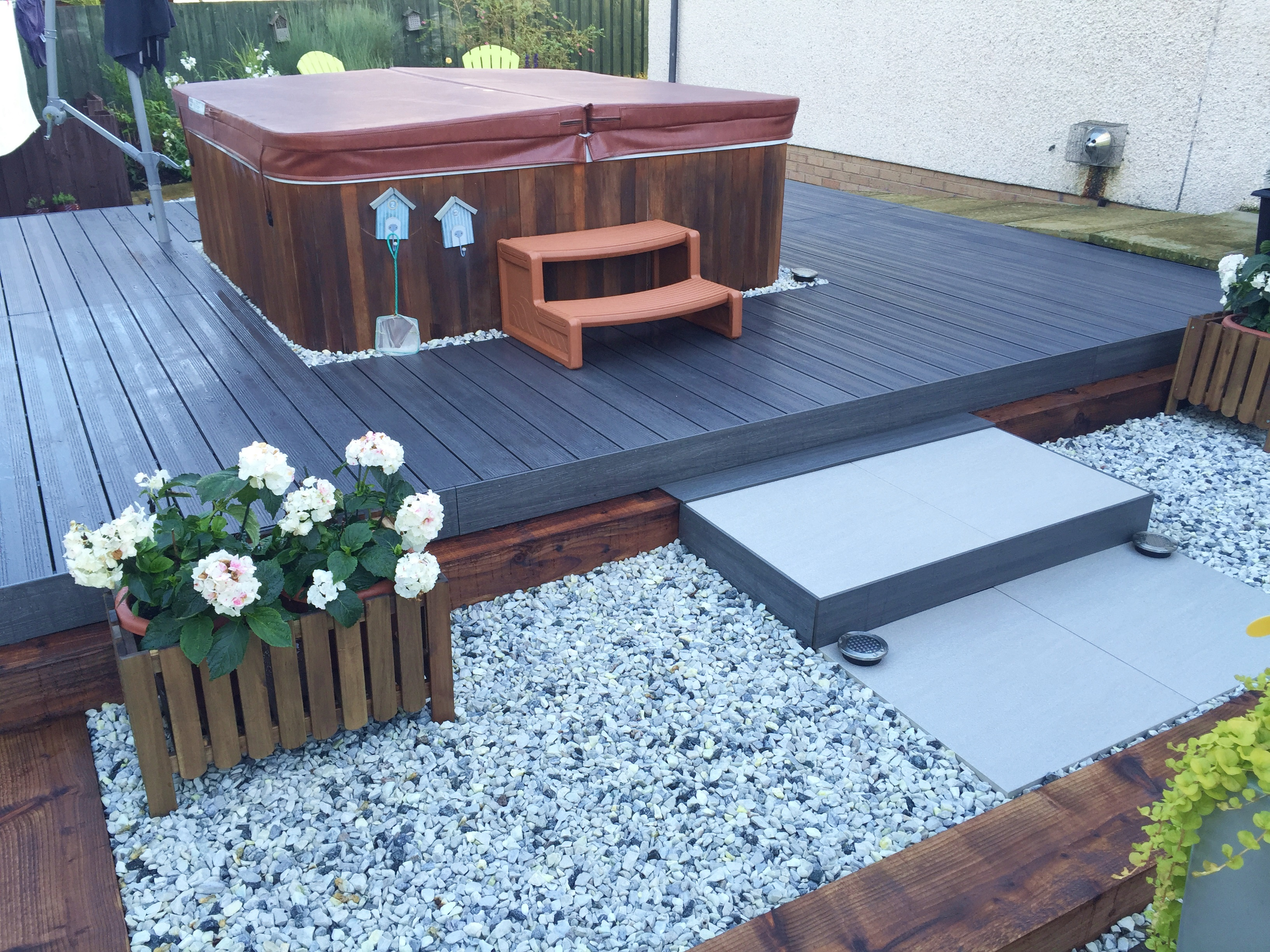 Silver Grey - Decking Boards