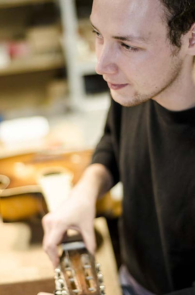 luthier troyes, gaetan lagneaux