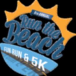 6th Annual Run the Beach logo.png