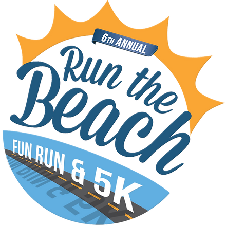 6th Annual Run the Beach logo.png