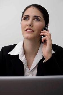 Discador modo automatico para enviar mensajes de informacion a clientes
