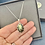 Thumbnail: One-Off Genuine Labradorite Pendant with Love Heart Mount
