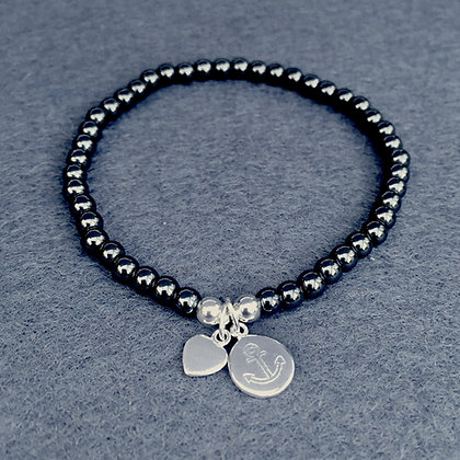 'Let Love be your Anchor' Bracelet