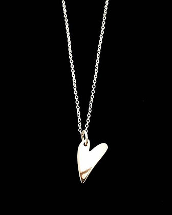 'Pure Love' Handcrafted Silver Pendant