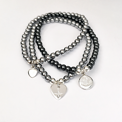 'Find your Way' Bracelet Set