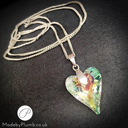 Swarovski 'Wild Heart' Statement Necklace