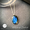 Thumbnail: Handcrafted Labradorite & Sterling Silver Pendant
