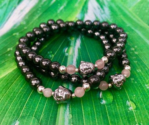 'Little Buddha' Grounding Bracelet