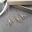 Thumbnail: Celestial Druzy Quartz Necklace & Earring Set