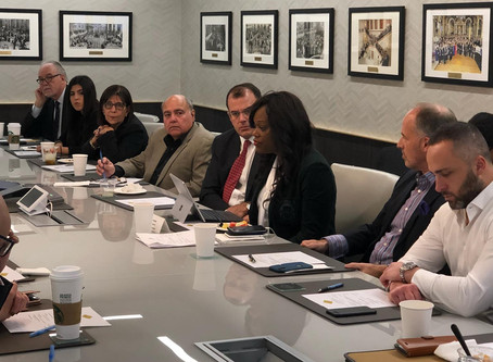 New York Electrical Contractors Association Hosts MWBE Roundtable on Reform Legislation in New York