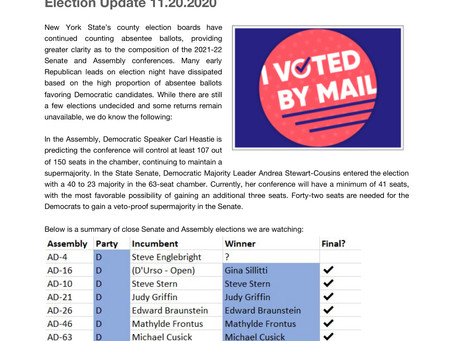 Election Update 3