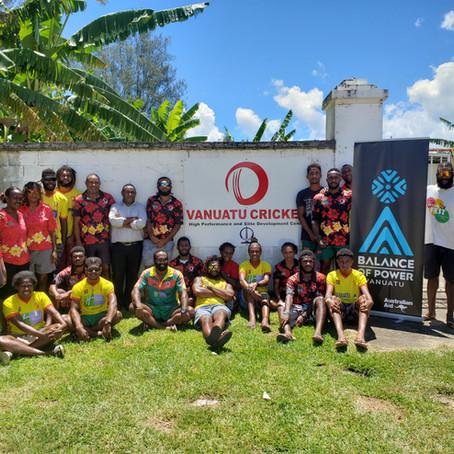 Adaptive Leadership Training for 25 Cricket Staff