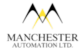 Manchester automation logo with white background