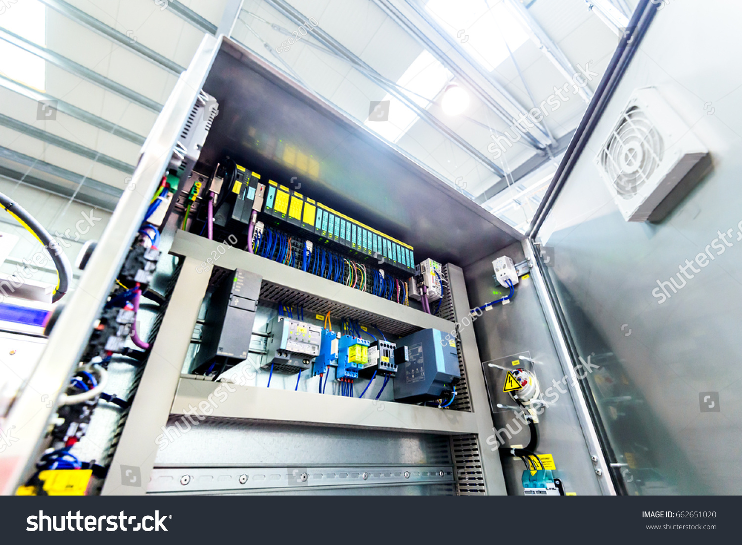 stock-photo-electric-control-panel-enclosure-for-power-and-distribution-electricity-uninterrupted-el