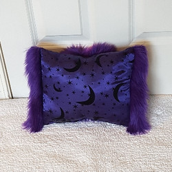 purple moons mini Muffy vagina pillow 2.