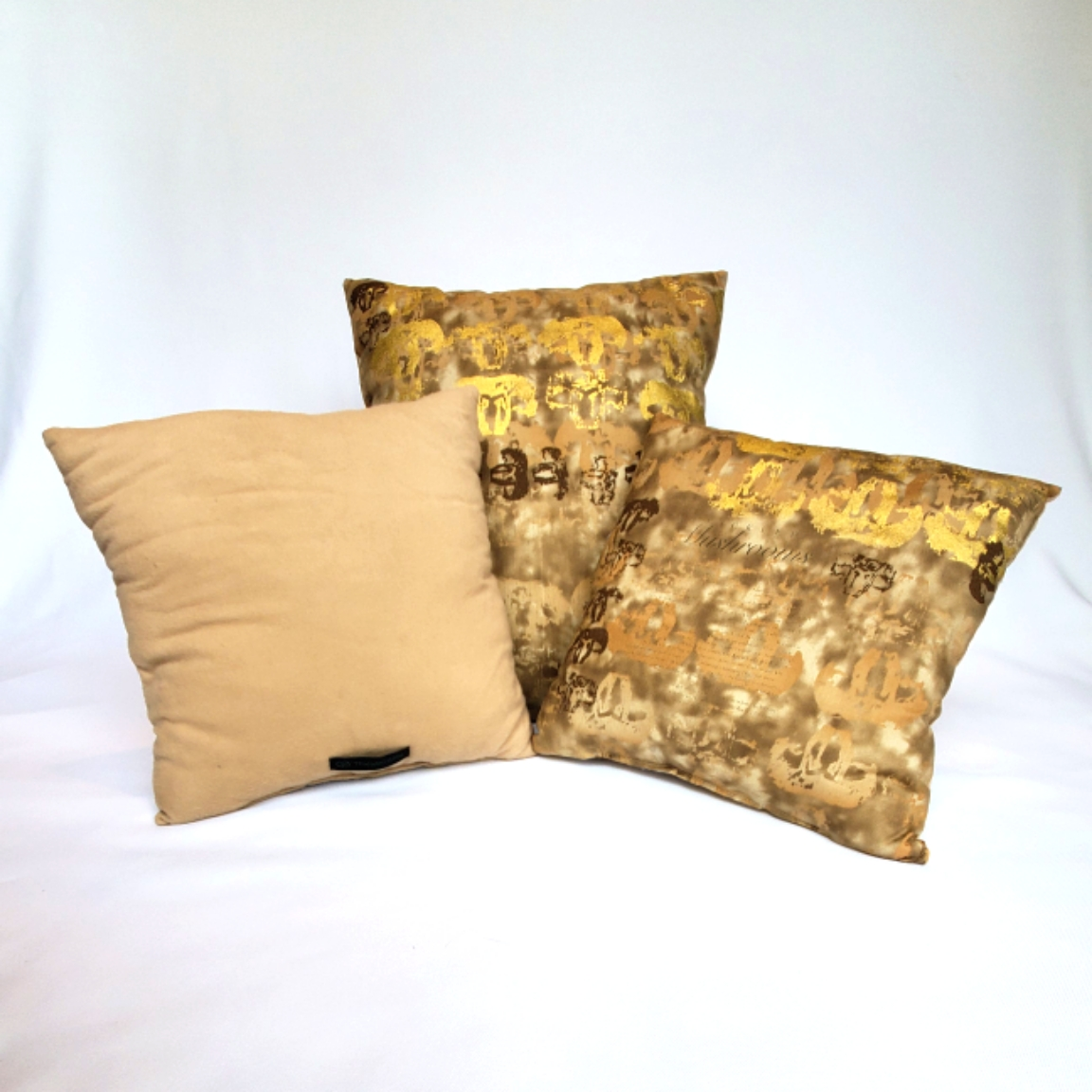 Throw Pillows pickled mushrooms