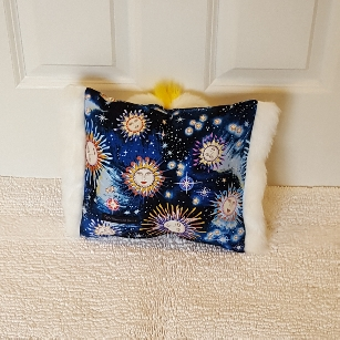 Cosmic suns mini Muffy vagina pillow 2