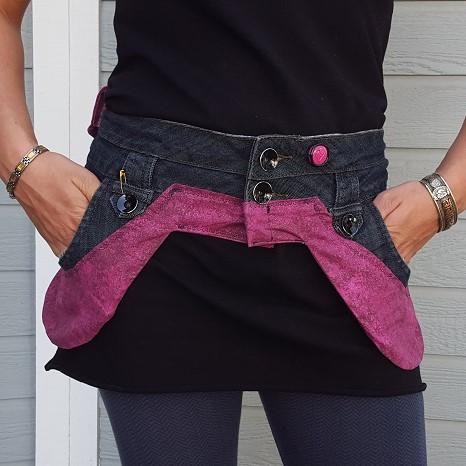 Pink Sparkle Utility Belt