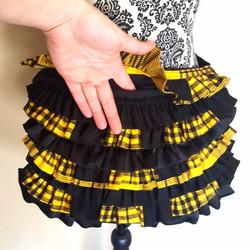 Bustle bag bee secret pocket
