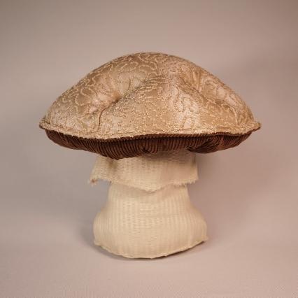 Squiggly tan mushroom 2