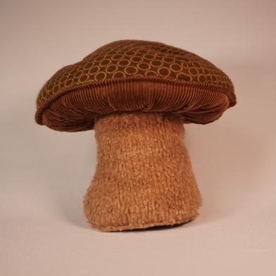 Chocolate dotty Mushroom 2