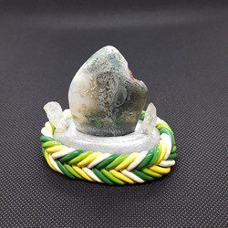 moss agate and quartz green lg