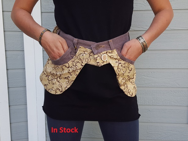 Soft Brown Utility Belt