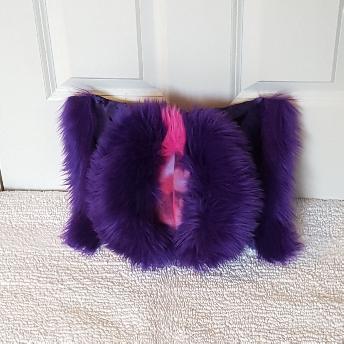 purple moons mini Muffy vagina pillow 1.
