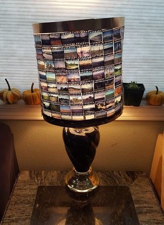 small lamp
