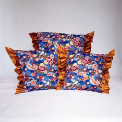Throw Pillows koi fish