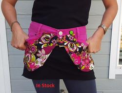 Pink Paisley Utility Belt