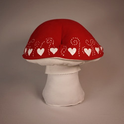 Red amanita muscaria 9