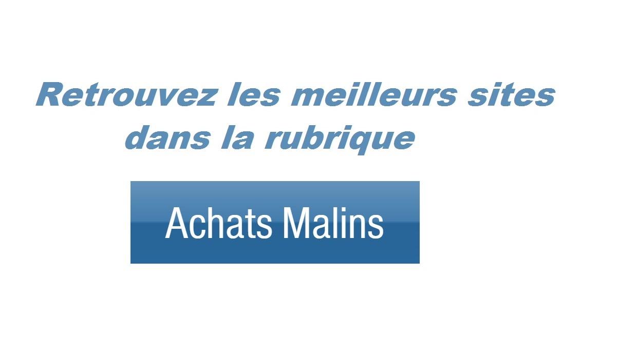 Achats Malins