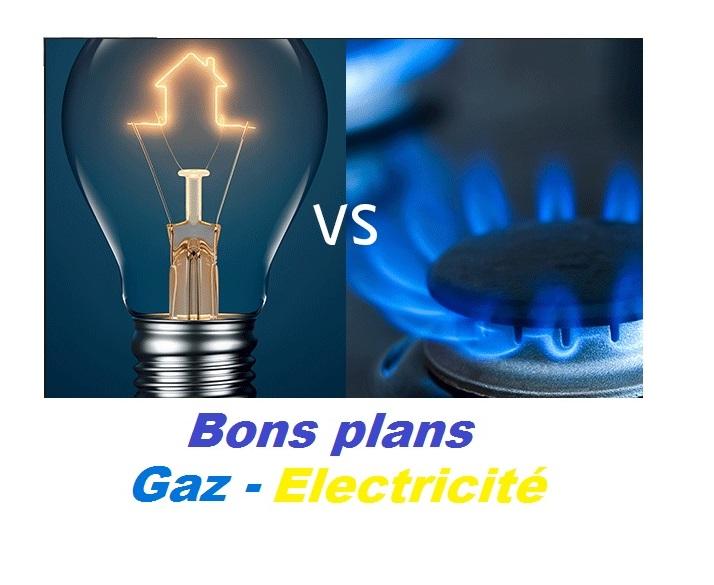 Bons plans gaz-électricité